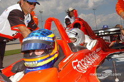 Indy Experience two-seater IndyCar: Davey Hamilton and a guest