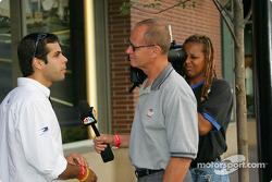 ESPN Zone event: Vitor Meira