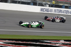 Paul Tracy and Alex Zanardi