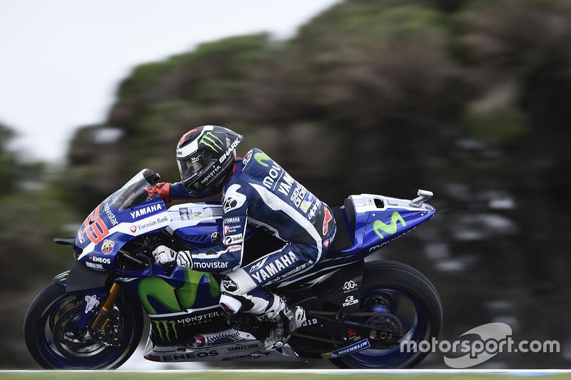 12. Jorge Lorenzo, Yamaha Factory Racing