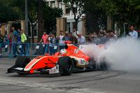 Formula V8 3.5 Foto - Alfonso Celis Jr., AVF