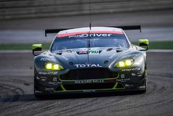 #95 Aston Martin Racing, Aston Martin Vantage GTE: Marco Sorensen, Nicki Thiim