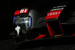 #7 Audi Sport Team Joest Audi R18 detail