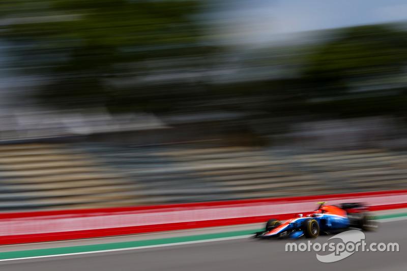 22. Esteban Ocon, Manor Racing