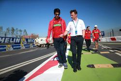 Lucas Di Grassi, ABT Schaeffler Audi Sport mit Allan McNish