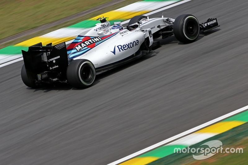 11. Valtteri Bottas, Williams F1 Team