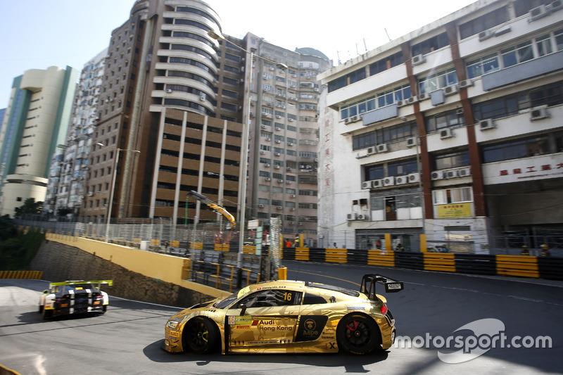 19. Ying Kin, Marchy Lee, Audi Hong Kong, Audi R8 LMS