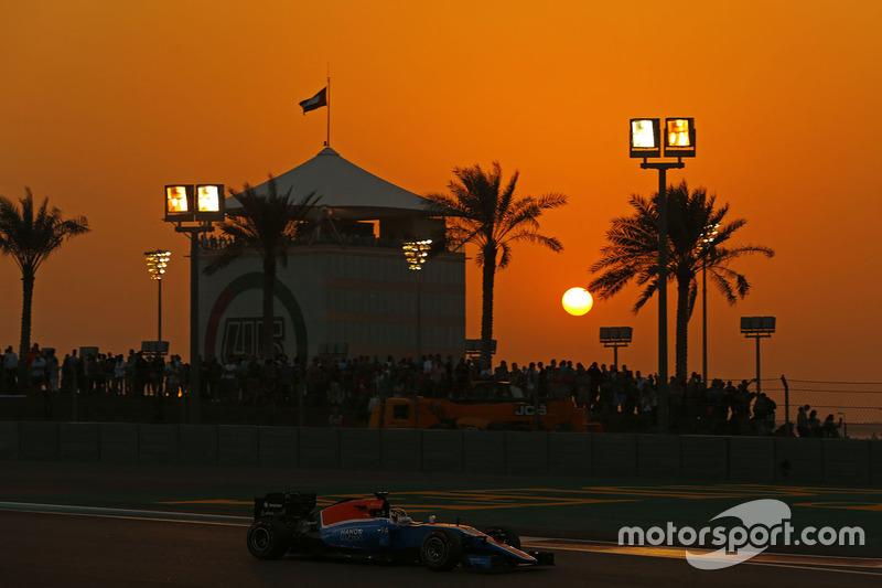14. Pascal Wehrlein, Manor Racing MRT05