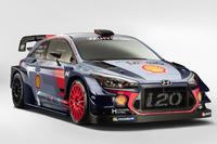 Hyundai 2017 i20 Coupe WRC bemutató