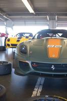 Ferrari Fotos - Ferrari 599XX