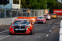 Supercars Fotos - James Courtney, Holden Racing Team