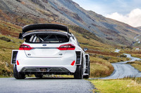 WRC Photos - La Ford Fiesta WRC 2017