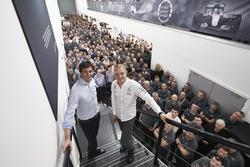 Anuncio de Valtteri Bottas a Mercedes