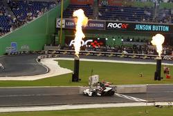 Tom Kristensen e Jenson Button nelle KTM X-Bow Comp R