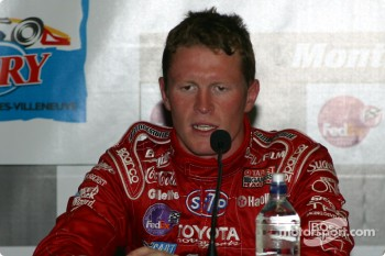 Press conference: Scott Dixon
