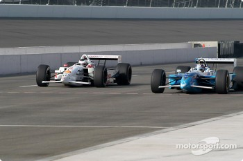 Michel Jourdain Jr. and Patrick Carpentier