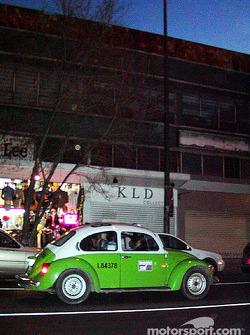 Beetle taxi