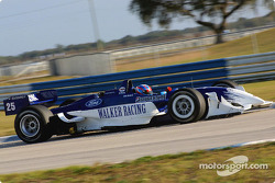 Ryan Dalziel tests with Walker Racing