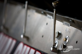 Car detail, Dale Earnhardt Jr., Hendrick Motorsports Chevrolet