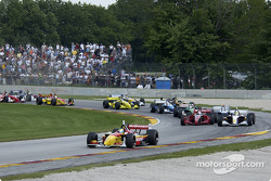 Start: Sébastien Bourdais leads the field