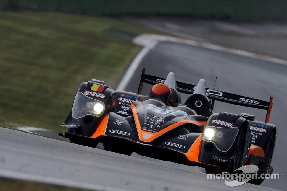 #45 Boutsen Energy Racing Oreca 03 - Nissan: Dominik Kraihamer, Nicolas De Crem
