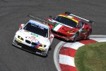 #56 BMW Motorsport BMW M3 GT: Dirk Werner, Pedro Lamy