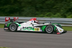 #18 Performance Tech Motorsports Oreca FLM09: Anthony Nicolosi , Jarrett Boon