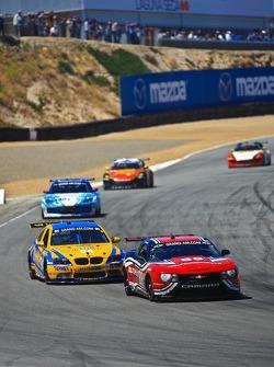 #88 Bill Lester, Jordan Taylor: Autohaus Motorsports Camaro GT.R, Autohaus Motorsports