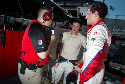 Peter Dempsey, Andretti Autosport and Stefan Wilson, Andretti Autosport