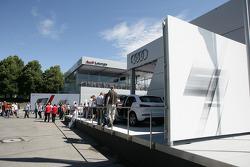 Audi hospitality