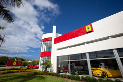 Ferrari of Fort Lauderdale, outside