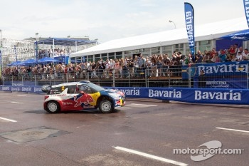 Sbastien Ogier and Julien Ingrassia, Citron Total World Rally Team