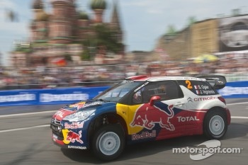 Sébastien Ogier and Julien Ingrassia, Citroën Total World Rally Team