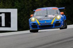 #68 TRG Porsche 911 GT3 Cup: Dion von Moltke, Mark Herrington