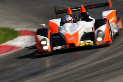 #37 Intersport Racing Oreca FLM09: Jon Field, Ricardo Vera