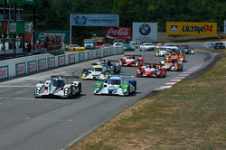 ALMS: The start of the Grand Prix of Mosport