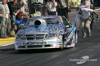 Allen Johnson, Team Mopar/J&J Racing Dodge Avenger