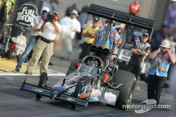 Steve Chrisman, Nitro Fish Dragster