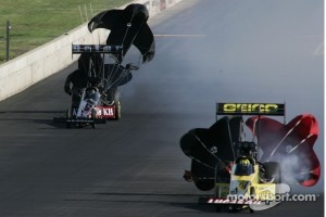 GEICO/Lucas Oil Top Fuel dragster