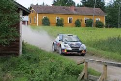 Juho Hanninen and Mikko Markula, Skoda Fabia S2000