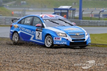 Robert Huff, Chevrolet Cruze 1.6T, Chevrolet 