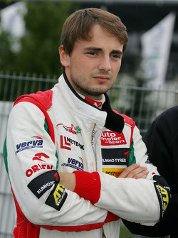 Kuba Giermaziak, Star Racing Team Dallara F308 Volkswagen