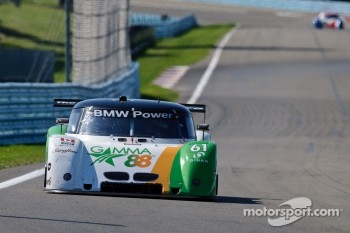 #61 AIM Autosport BMW Riley: Burt Frisselle, Mark Wilkins