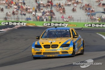 #93 Turner Motorsport BMW M3: Joey Hand, Michael Marsal