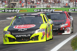 Paul Menard, Kevin Harvick Inc. Chevrolet