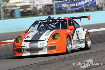 #97 Alliance Autosport Porsche GT3: Mark Jensen, Scott Rettich