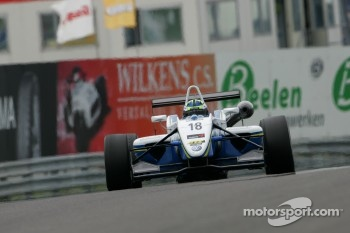 Jimmy Eriksson, Motopark, Dallara F308 Volkswagen