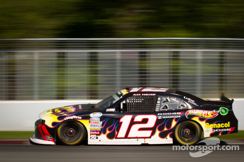 Alex Tagliani, Penske Racing Dodge