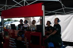 #54 Black Swan Racing Porsche 911 GT3 Cup: Tim Pappas, Jeroen Bleekemolen