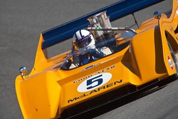 # 5 Chris MacAllister, 1971 McLaren M8F